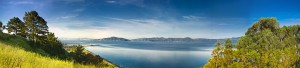 SF Bay Panorama May 1, 2014